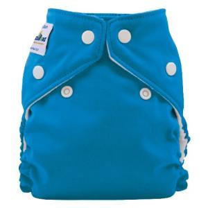 ファジバンズ ポケット布おむつ 新生児〜8kg ブルー/Blueberry|natural-living