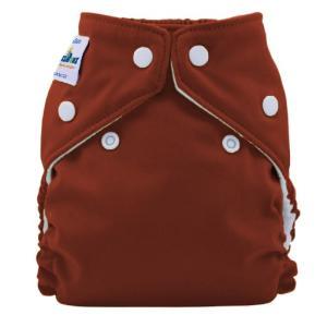 ファジバンズ ポケット布おむつ 新生児〜8kg チョコトリュフ|natural-living