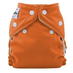 ファジバンズ ポケット布おむつ 新生児〜8kg キンカン|natural-living