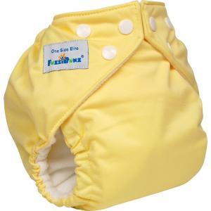 ファジバンズ ポケット式布おむつ ワンサイズ (3.2〜16kg) インサーツ2枚付き CanarySong|natural-living
