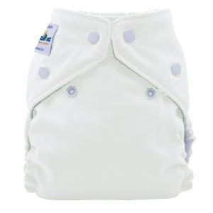 ファジバンズ ポケット布おむつ 11〜20kg ホワイト|natural-living