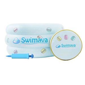 スイマーバ (Swimava) マカロンバス ベビーバス/おふろ/バスタブベビープール natural-living 02