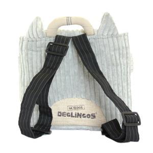 デグリンゴス DEGLiNgoS バックパック おおかみのビッグボス リュックサック natural-living 02