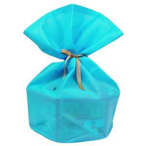 バンボ専用 ラッピングサービス ラッピング袋 ブルー|natural-living