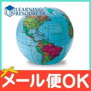 地球儀(ビーチボール型) Learning Resources(ラーニング・リソーシーズ) 知育玩具...