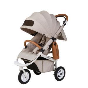 エアバギー ココ フロムバース ブレーキ AirBuggy COCO アースサンド バギー 三輪 ベ...