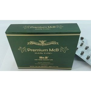 インカの秘密 Premium McB(プレミアム・マックビー)ソフトカプセル120粒×6箱セット
