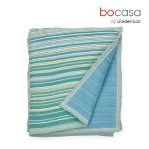 ドイツ製bocasa綿混毛布 シングルサイズ:商品重量1390g|natural-sleep