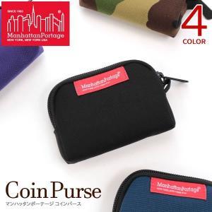 コインケース マンハッタンポーテージ Manhattan Portage  小銭入れ メンズ レディース 財布  MP1008 Coin Purse|naturalberry