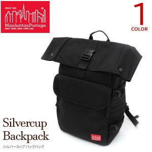 マンハッタンポーテージ リュック リュックサック バッグパック Manhattan Portage メンズ レディース MP1236 Silvercup Backpack naturalberry