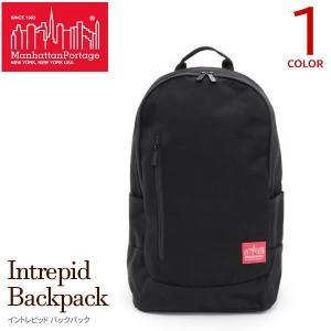 マンハッタンポーテージ リュック リュックサック バッグパック Manhattan Portage メンズ レディース MP1270 Intrepid Backpack|naturalberry