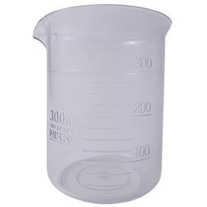 プラスチック ビーカー 300ml (耐熱樹脂) (ポスト投函不可) naturalcosmetic