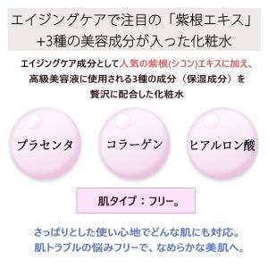 紫根化粧水 20ml (お試し用) 自然化粧品研究所 (シコン化粧水) (メール便選択可)|naturalcosmetic|02
