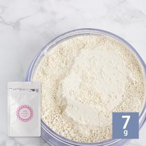 シルクパウダー  100% (フェイスパウダー) 7g 詰替え用 リフィール 自然化粧品研究所 (ポスト投函選択可)|naturalcosmetic
