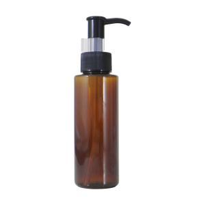 PETボトル ポンプ (茶) 100ml (ポスト投函不可)|naturalcosmetic