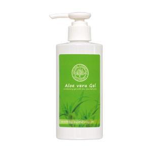 アロエベラ葉汁ジェル 200g ポンプボトル (メール便不可)|naturalcosmetic