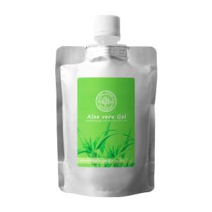 アロエベラ葉汁ジェル 100g (詰替え用) (メール便選択可)|naturalcosmetic