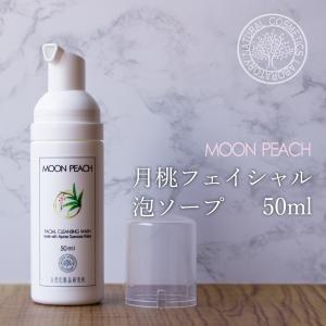 月桃 フェイシャル泡ソープ 50ml お試し用 自然化粧品研究所|naturalcosmetic