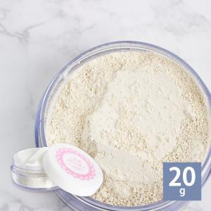 シルクパウダー  100% (フェイスパウダー) 20g 自然化粧品研究所 (ポスト投函不可)|naturalcosmetic