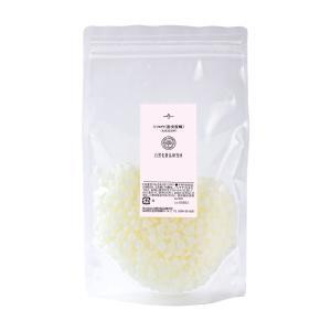 ミツロウ 精製ハイグレード みつろう 脱臭蜜蝋 ビーズワックス  200g  ポスト投函可|naturalcosmetic