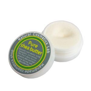生シアバター (低精製) 9g (携帯用) (ポスト投函選択可) ( スキンケア ボディバター ハンドクリーム )|naturalcosmetic