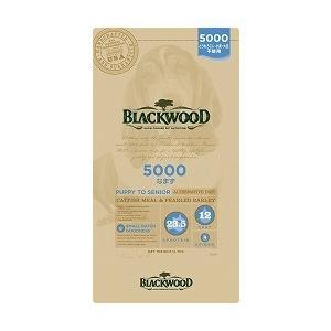 BLACKWOOD ブラックウッド 5000  なまず 離乳後〜老齢犬用 20Kg