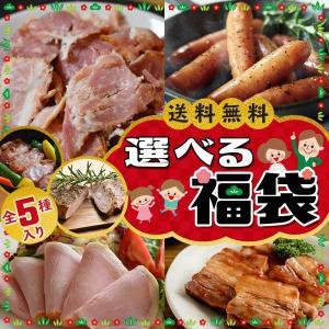 福袋 2020 送料無料 肉加工品 工場直送 2セットから選べる 全5種類  (訳あり わけあり)
