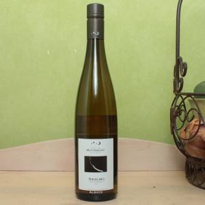 オーガニックワイン ミットナットフレール リースリング レ・...