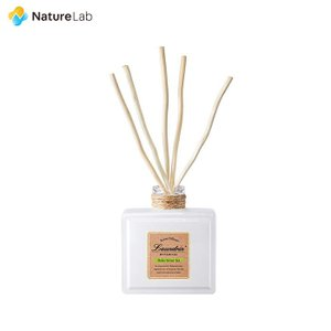 芳香剤 ランドリン ボタニカル ルームディフューザー リラックスグリーンティー 80ml | 消臭 部屋 フレグランス ルーム ニオイ 置き型 室内用 匂い|ネイチャーラボ PayPayモール店