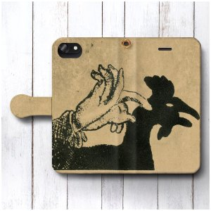 iPhoneXSmax ケース iPhone11Pro スマホケース 全機種対応 手帳型 絵画 ケー...