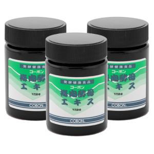 コーボン梅肉酵母エキス 3個セット 115g COBON 第一酵母 梅肉エキス|natures