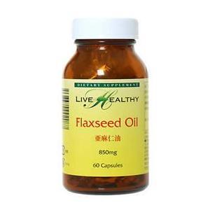 亜麻仁油(フラックスシードオイル) 60粒 |natures