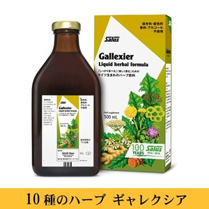 【賞味期限2019年8月分】ギャレクシア(Gallexier)500ml ミックスハーブ飲料 OUTLET 訳あり|natures