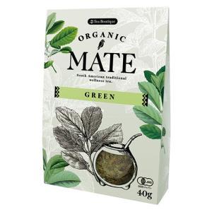 有機マテ茶 有機JAS認定 オーガニックグリーンマテ茶 日本マテ茶協会推奨 日本緑茶センター Tea Boutique リーフタイプ natures