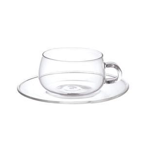 ティーカップ マグカップ 耐熱ガラス ガラス KINTO KINTO キントー UNITEA カップ...