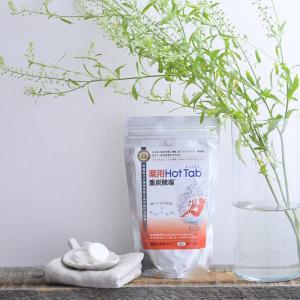 入浴剤 ホットタブ 重炭酸湯 重炭酸 薬用 保湿 疲労回復 薬用ホットタブ 重炭酸湯 30錠の画像