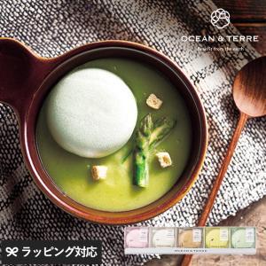 野菜スープ 最中 もなか プチ ギフト かわいい 贈り物 おしゃれ 内祝い OCEAN & TERRE 北海道 野菜スープMONAKAセットB