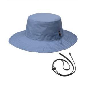 帽子・防寒・エプロン プロモンテ ゴアテックスグラデーションハット フルシーム S ブルー