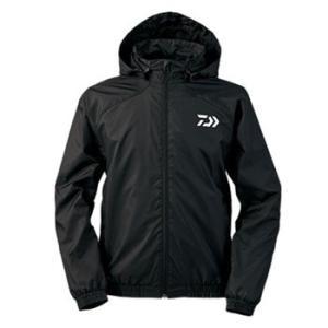 フィッシングウェア ダイワ DJ-3304 ウィンドジャケット 3XL ブラックの商品画像|ナビ