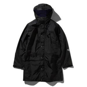 ザ・ノースフェイス MOUNTAIN RAINTEX COAT マウンテン レインテックス コート L K ブラック の商品画像 ナビ