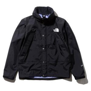 アウトドアジャケット ザ・ノースフェイス MOUNTAIN RAINTEX JACKET マウンテン レインテックス ジャケット Men's L K ブラック の商品画像|ナビ