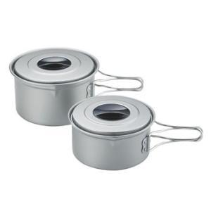 ■サイズ:M ■ジャンル:調理器具・調理用品/クッカーセット/アルミ製ソロクッカーセット ■メーカー...