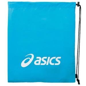 アシックス ライトバッグM フリー 4201(ターコイズ×ホワイト)