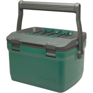 キャンプクーラー スタンレー Lunch Cooler クーラーBOX 6.6L グリーン naturum-od