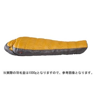 <title>15日限定ほぼ全品P5倍 マミー型シュラフ 予約販売品 ナンガ UDD BAG1000 レギュラー YELL</title>