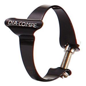 自転車用品 DIACOMPE ケーシングクリップ BLK