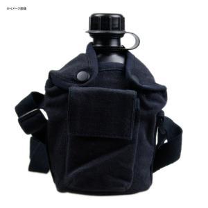 水筒・ボトル・ポリタンク ROTHCO(ロスコ) ブッシュクラフト.jp キャンティーンカップ カバー(ショルダーストラップ) 134g ブラック naturum-od