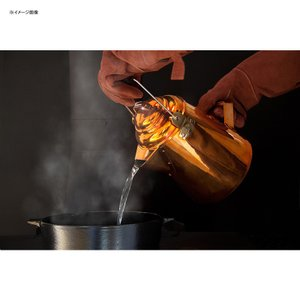 キッチンツール Fireside グランマー・コッパーケトル 大|naturum-od|02