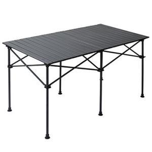 アウトドアテーブル TENT FACTORY スパイダー2WAYロールトップテーブル 20×20×70.5の商品画像|ナビ
