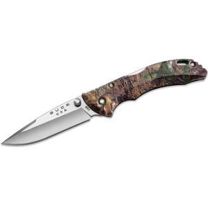 アウトドアナイフ BUCK 284 バンタム BBW 刃長7cm リアルツリーエクストラカモ naturum-od